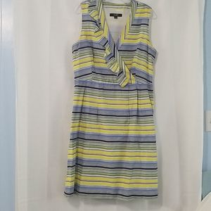Alex Marie Sleeveless Dress Sz 14